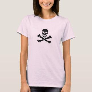 Edward England  women's (black skull) T-Shirt