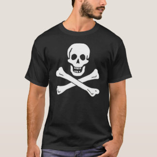 Edward England's Jolly Roger T-Shirt