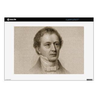 Edward Everett, engraved by John Cheney (1801-85) Laptop Skins