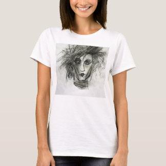 Edward Fantasy Drawing Movie Art T-shirt