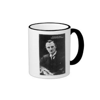 Edward Grey, 1st Viscount Grey of Fallodon Ringer Coffee Mug