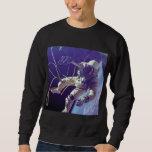 Edward H. White first American Space Walker NASA Sweatshirt