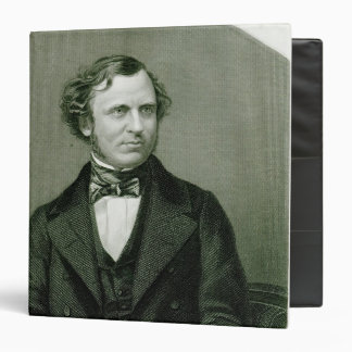 Edward Henry Smith Stanley, Lord Stanley 3 Ring Binder