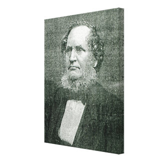 Edward Henry Smith Stanley Lord Stanley Gallery Wrapped Canvas