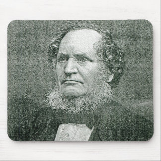 Edward Henry Smith Stanley, Lord Stanley Mouse Pad