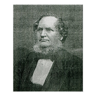 Edward Henry Smith Stanley, Lord Stanley Poster