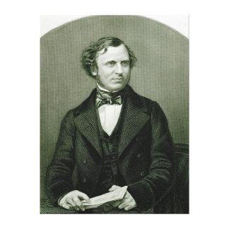 Edward Henry Smith Stanley, señor Stanley Lona Estirada Galerias
