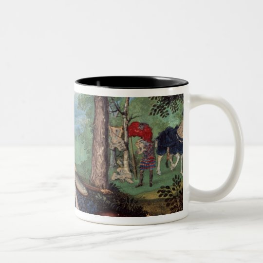 Edward Herbert Two-Tone Coffee Mug