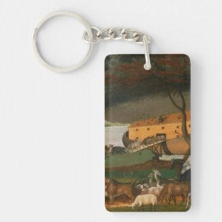 Edward Hicks - Noah's Ark Acrylic Keychain