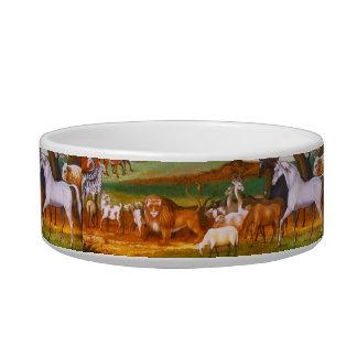 Edward Hicks Noah's Ark Bowl