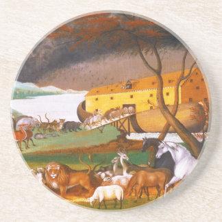 Edward Hicks Noah's Ark Coaster