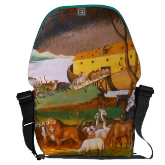 Edward Hicks Noah's Ark Courier Bag