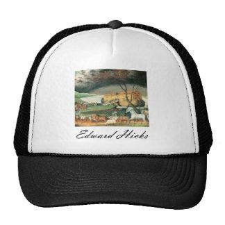 Edward Hicks Noah's Ark Trucker Hat
