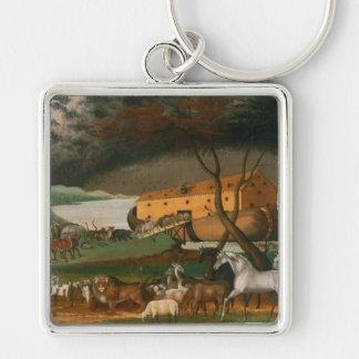 Edward Hicks - Noah's Ark Key Chains