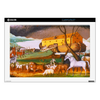 Edward Hicks Noah's Ark Laptop Skin