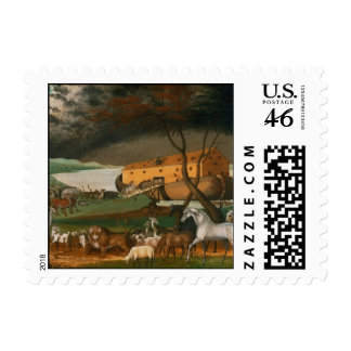Edward Hicks - Noah's Ark Postage