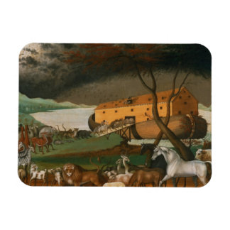 Edward Hicks - Noah's Ark Magnets