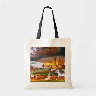 Edward Hicks Noah's Ark Tote Bag