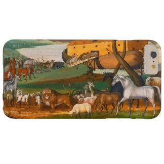 Edward Hicks Noah's Ark Vintage Fine Art Barely There iPhone 6 Plus Case