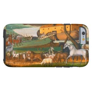 Edward Hicks Noah's Ark Vintage Fine Art Tough iPhone 6 Case