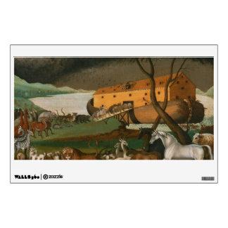 Edward Hicks - Noah's Ark Wall Decal