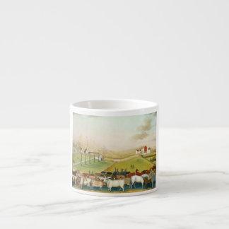 Edward Hicks - The Cornell Farm Espresso Cup
