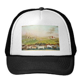 Edward Hicks - The Cornell Farm Trucker Hat