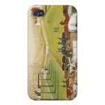 Edward Hicks - The Cornell Farm iPhone 4/4S Cases