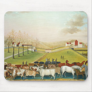 Edward Hicks - The Cornell Farm Mouse Pad