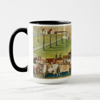 Edward Hicks - The Cornell Farm Mug