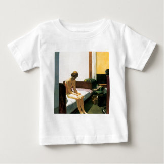 Edward Hopper Hotel Room Baby T-Shirt