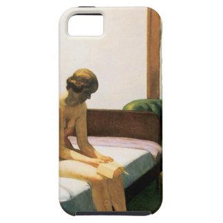 Edward Hopper Hotel Room iPhone SE/5/5s Case