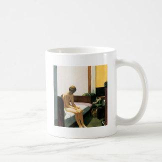 Edward Hopper Hotel Room Mugs