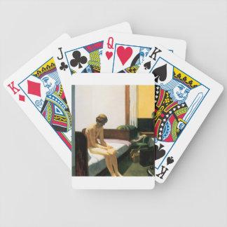 Edward Hopper Hotel Room Card Decks