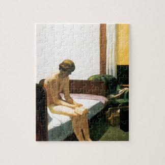 Edward Hopper Hotel Room Puzzle