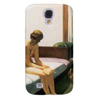 Edward Hopper Hotel Room Samsung Galaxy S4 Case