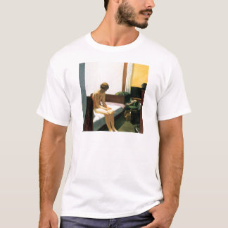Edward Hopper Hotel Room T-Shirt
