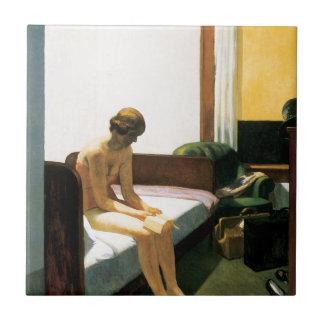 Edward Hopper Hotel Room Tiles