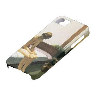 Edward Hopper, Hotelzimmer, 1931 iPhone SE/5/5s Case
