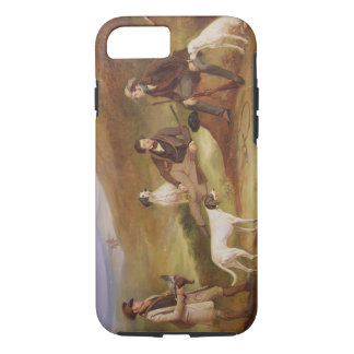 Edward Horner Reynard and his Brother, George, Gro iPhone 8/7 Case