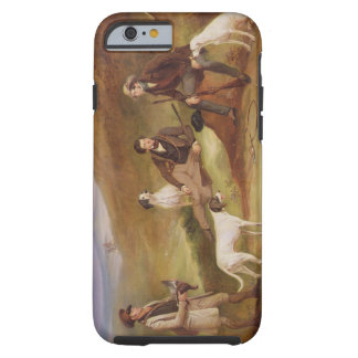 Edward Horner Reynard and his Brother, George, Gro Tough iPhone 6 Case