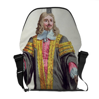 Edward Hyde (1609-74) First Earl of Clarendon from Messenger Bag