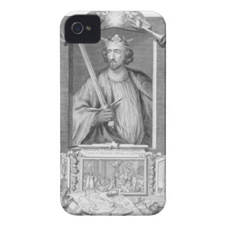Edward I (1239-1307) King of England from 1272, af iPhone 4 Cover