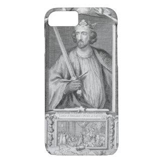 Edward I (1239-1307) King of England from 1272, af iPhone 8/7 Case