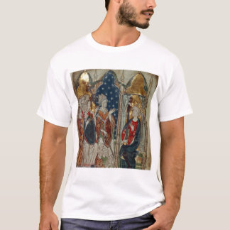 Edward I and His Court T-Shirt