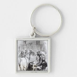 Edward II  and the Minstrel Keychain