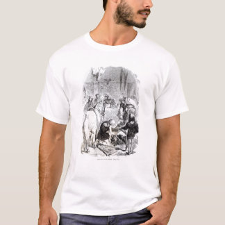 Edward II  and the Minstrel T-Shirt