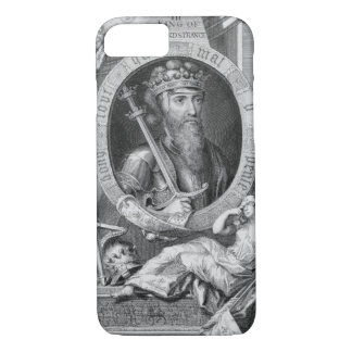 Edward III (1312-77) King of England from 1327, af iPhone 8/7 Case