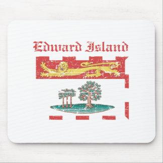 Edward_Island Canada coat of arms design Mouse Pad
