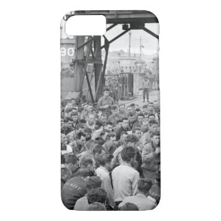 Edward J. Waters, Catholic Chaplain_War Image iPhone 8/7 Case